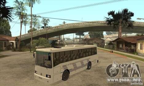 LAZ 42078 (trazador de líneas-10) para GTA San Andreas