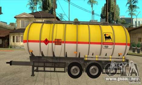 Trailer Tunk para GTA San Andreas left