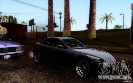 Sa Game HD para GTA San Andreas sucesivamente de pantalla