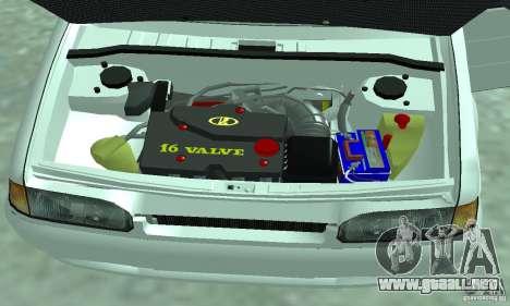 2113 Vaz para visión interna GTA San Andreas