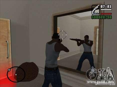 Nueva animación de moldura para GTA San Andreas