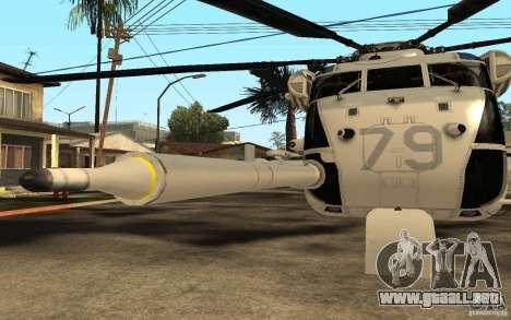 CH 53E para visión interna GTA San Andreas