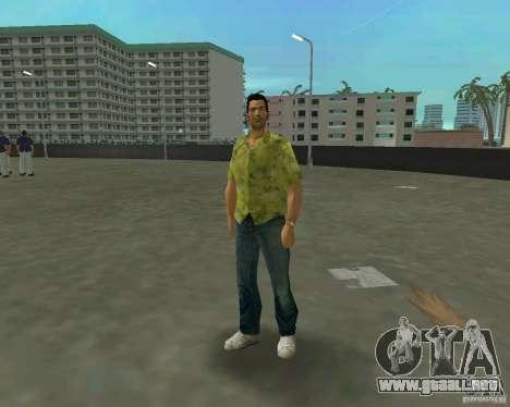 Tommy en HD + nuevo modelo para GTA Vice City tercera pantalla