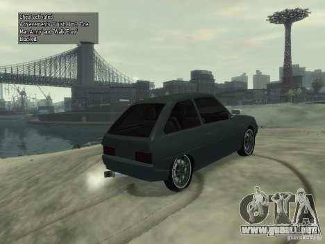 ZAZ Tavria 1102 para GTA 4 visión correcta