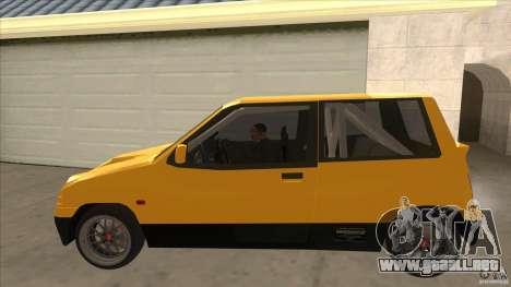 Suzuki Alto Euro para GTA San Andreas left