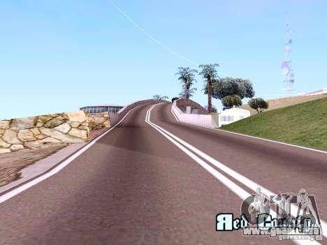 New Roads para GTA San Andreas novena de pantalla