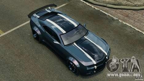 Chevrolet Camaro SS EmreAKIN Edition para GTA motor 4