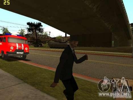 Drunk People Mod para GTA San Andreas segunda pantalla