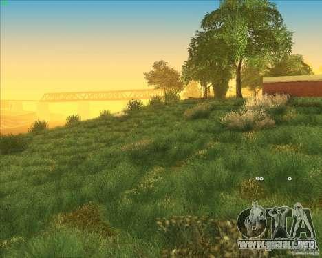 Project Oblivion 2010 HQ SA:MP Edition para GTA San Andreas sexta pantalla