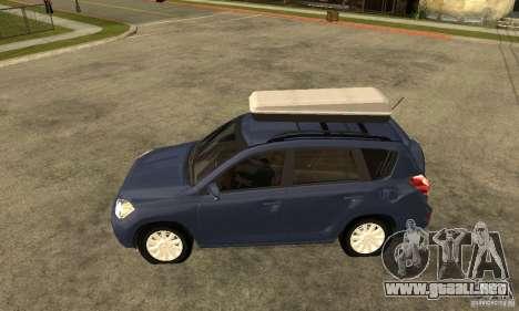 Toyota RAV4 V2 para GTA San Andreas left