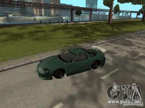 Mitsubishi 3000GT para GTA San Andreas interior