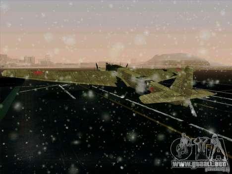 TB-3 para visión interna GTA San Andreas