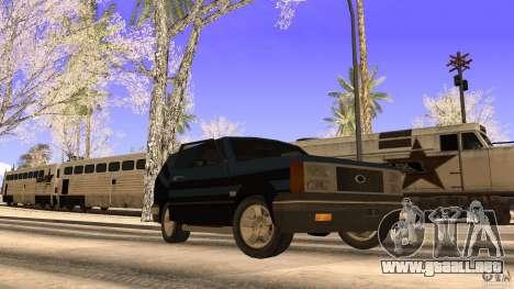 Sandking EX V8 Turbo para GTA San Andreas
