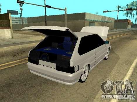2113TL VAZ para la visión correcta GTA San Andreas