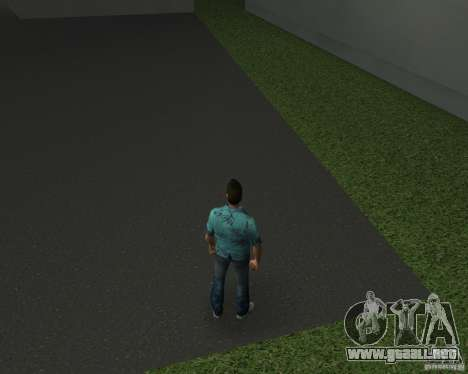 New Downtown: Ammu Nation para GTA Vice City quinta pantalla