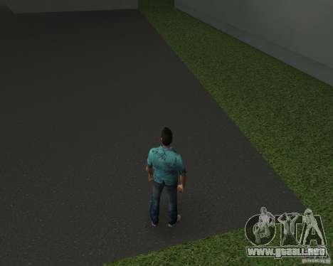 New Downtown: Ammu Nation para GTA Vice City quinta pantalla