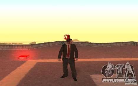 Unique animation of GTA IV V3.0 para GTA San Andreas tercera pantalla