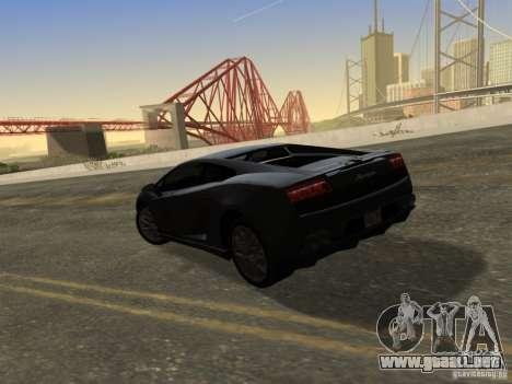 IG ENBSeries v2.0 para GTA San Andreas segunda pantalla