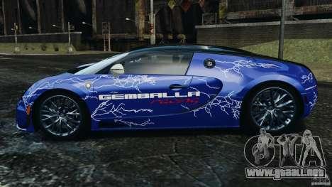 Bugatti Veyron 16.4 Super Sport 2011 v1.0 [EPM] para GTA 4 left