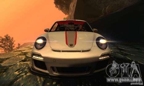 ENBSeries by dyu6 v5.0 para GTA San Andreas sucesivamente de pantalla