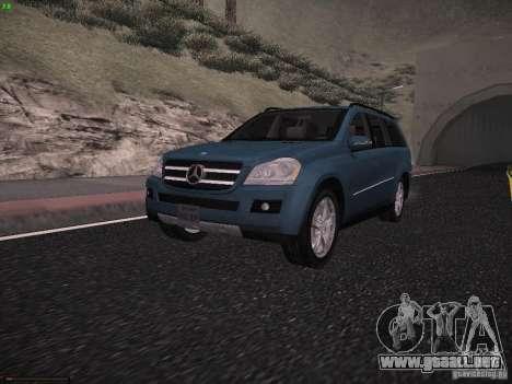 LiberrtySun Graphics ENB v2.0 para GTA San Andreas quinta pantalla