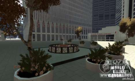 World Trade Center para GTA 4 quinta pantalla