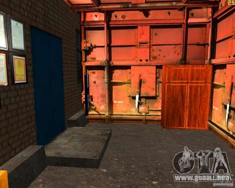 Casa en Anaheim para GTA San Andreas tercera pantalla