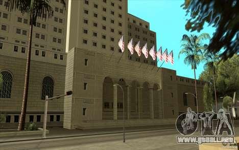 Textura mejorada del Ayuntamiento para GTA San Andreas