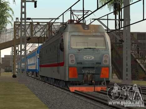 Final de ferrocarril mod IV para GTA San Andreas