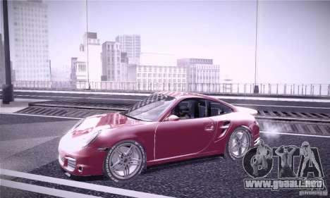 ENB By SilveR v1.0 para GTA San Andreas tercera pantalla
