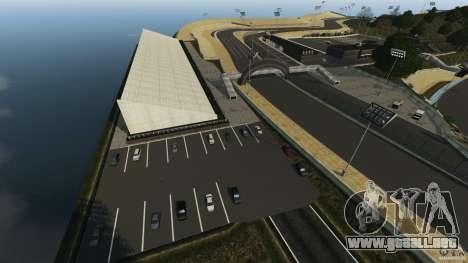 Laguna Seca [Final] [HD] para GTA 4 tercera pantalla