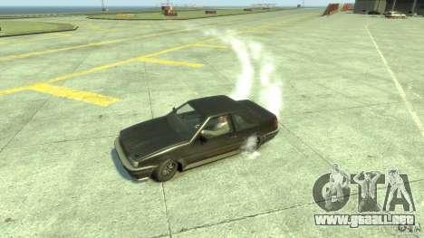 Drift Handling Mod para GTA 4 sexto de pantalla