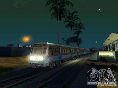 Nueva señal de tren para GTA San Andreas tercera pantalla