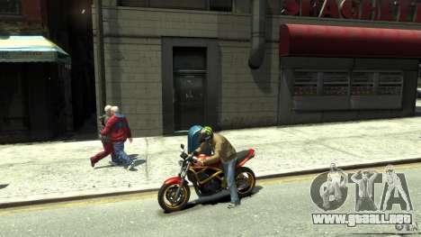 Energy Drink Helmets para GTA 4 sexto de pantalla