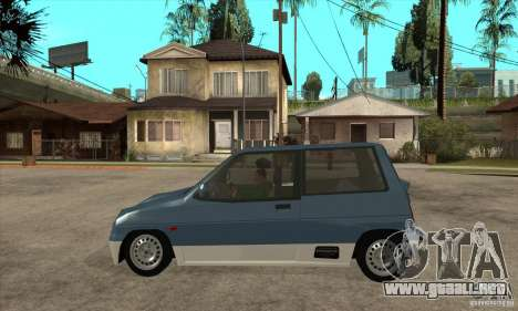Suzuki Alto Works para GTA San Andreas left