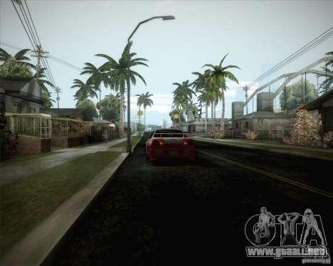 Nissan Skyline Z-Tune v2.0 para vista lateral GTA San Andreas