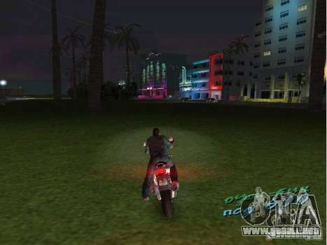 Ducati Supersport 1000 DS para GTA Vice City left