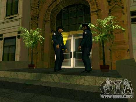 Renovación de la LSPD para GTA San Andreas segunda pantalla