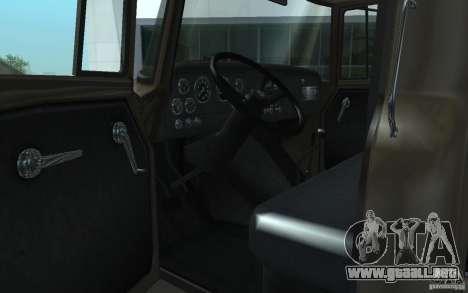 International Harvester Loadstar 1970 para la visión correcta GTA San Andreas