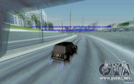 Skorpro Mods Vol.2 para GTA San Andreas octavo de pantalla