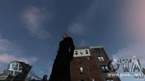 RE5 Wesker para GTA 4 tercera pantalla