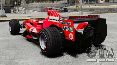 Ferrari F2005 para GTA 4
