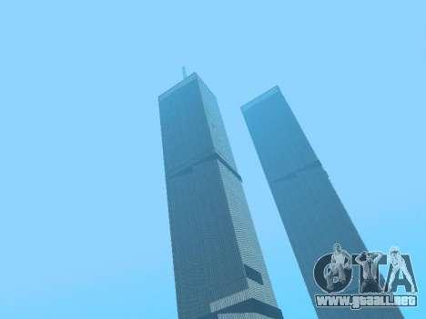 World Trade Center para GTA San Andreas tercera pantalla