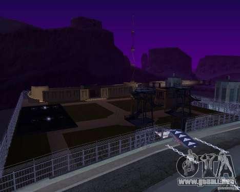 Base del dragón para GTA San Andreas