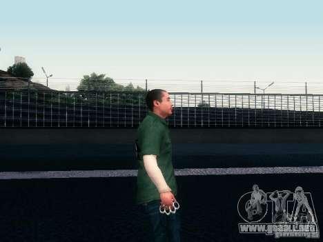 Race Ped Pack para GTA San Andreas sexta pantalla