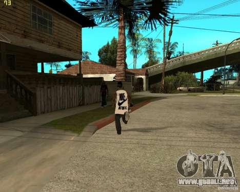 En najke Grove para GTA San Andreas tercera pantalla