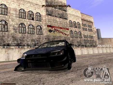 LibertySun Graphics For LowPC para GTA San Andreas séptima pantalla