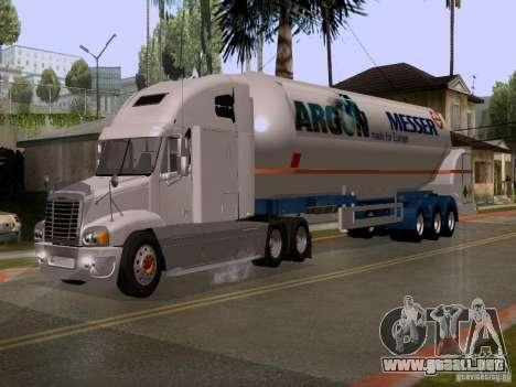Freightliner Century para GTA San Andreas