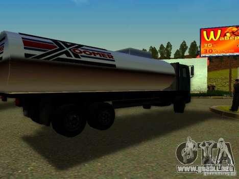Tanque c DFT-30 para GTA San Andreas left