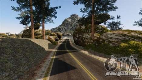ROUTE 66 para GTA 4 undécima de pantalla